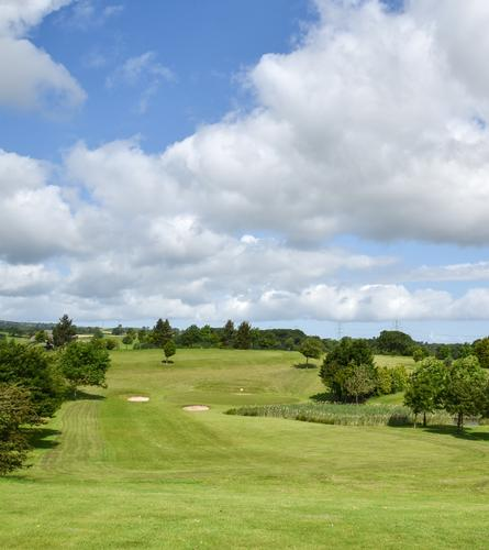 Golf course in North Wales and Cheshire